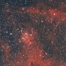 Heart nebula ZWO 183 mc pro,                                Alan Hancox