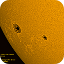 Sun (sunspots 2786 and 2785),                                Lopes Maicon