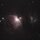 M42 First Attempt,                                Zach Thomas