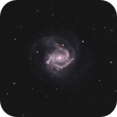 M61 LRGB,                                Uwe Deutermann