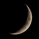 17% Waxing Crescent Moon,                                Mr. Ashley McGlone