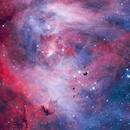 Running Chicken Nebula,                                Jim Matzger