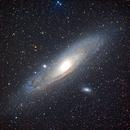 M31 Andromeda,                                Nikolay Kondrashov