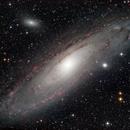 M31,                                Franco Silvestrini