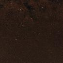 Cygnus downside Widefield with Veil nebulae,                                Thorsten - DJ6ET