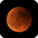 Eclipse 2018-07-27 23h11 ( with my friend Etienne ),                                Jean-Marie MESSINA