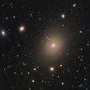 M87 - Relativistic Plasma Jet,                                Jerry Macon