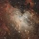 M16 the Eagle Nebula,                                Bret Waddington