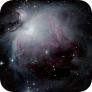 M 42 Orion Nebula HDR,                                Florian Feith