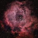 HaRGB Rosette Nebula,                                Jeremy Seals