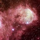 NGC 3576,                                Meru
