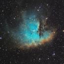 NGC 281 - Pacman Nebula,                                ChrisWright
