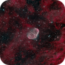 The Crescent Nebula (NGC 6888),                                Josh Woodward
