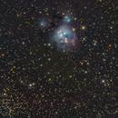 NGC 7129,                                Toshiya Arai