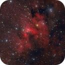 Cave Nebula Sh2-155,                                Barry Wilson