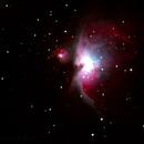 M 42 - great Orion Nebula,                                Ronald Piacenti Junior