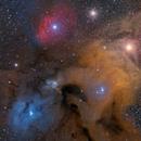 Rho Ophiuchi Cloud Complex,                                Steve Cooper