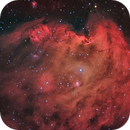NGC 2174 HaRGB,                                Mirko M