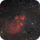 NGC 6334 - Cat's Paw Nebula,                                Fabian Rodriguez Frustaglia