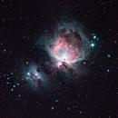 Orion and Running Man Nebulae,                                Max
