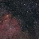 IC1396 region, wide field,                                Cory Schmitz