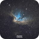 The Wizard Nebula,                                Uygar Mitat