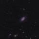 NGC 4725,                                Siegfried