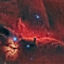 IC434 en HaRGB,                                Georges