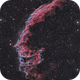 Eastern Veil Nebula (NGC 6992),                                Dan Gallo