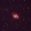 M1 Crab Nebula,                                Craig Gardiner