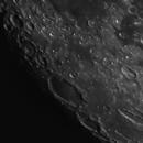 Luna - Schickard and Schiller Moon Crater,                                Carles Zerbst