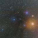 Rho Ophiuchi Nebula,                                Philip_Chen