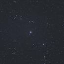 M53 and NGC5053 - Globular Clusters,                                David Cocklin