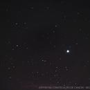 Planet Jupiter in cancri constellation,                                Igor Negrão