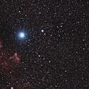 IC63 Fantôme de Cassiopée ED80,                                Laurent