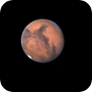 Mars in Erdnähe,                                Horst Twele