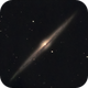 NGC 4565. The Needle Galaxy.,                                Sergei Sankov