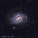 The Lost Galaxy using ESO/VLT Luminosity Data,                                Ian Gorin