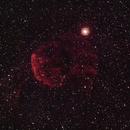 Jellyfish nebula,                                Ivana