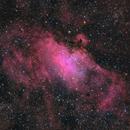M16 Eagle Nebula HaLRGB,                                Sergiy_Vakulenko