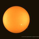 Sun / 2017.07.09 / 09:30:25 AM EDT (AR2665),                                Ron Bokleman