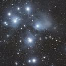 M45 Pleiades,                                JD