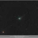 Comet C/2015 V2 Johnson, 20170501,                                Geert Vandenbulcke