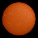 The Sun in Hydrogen-Alpha,                                Samuli Vuorinen