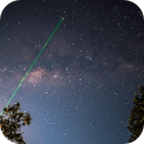 Laser Antares - Parque Estadual Terra Ronca - GO,                                AstroProjectBrazil©
