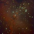 Messier 16,                                Günther Eder