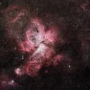 Carena Nebula - NGC 3372 - RGB,                                Roger Bertuli