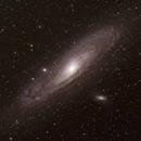 M31 - Andromeda,                                DaveKay