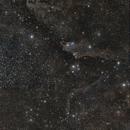 From VDB 152 to LDN 1251 - 6 panels mosaic,                                Mark