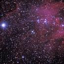 IC 2944 & 2948 in Centaurus,                                Marcelo Alves